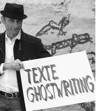 Text Ghostwriting