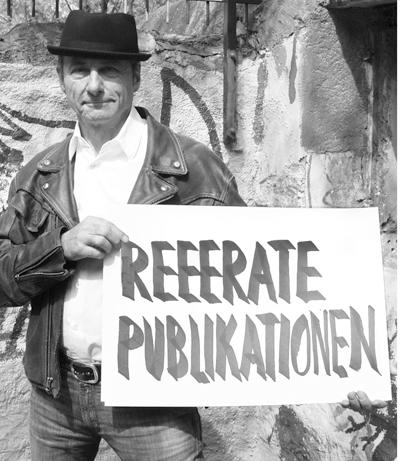 Referate Publikationen